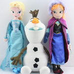 Frozen Inspired Plush Toys - $25 with FREE Shipping!